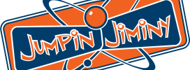 Jumpin Jiminy – Make Your Events Awesome. Logo