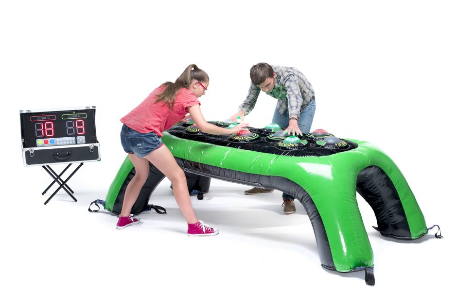Flash Tec Activity Table